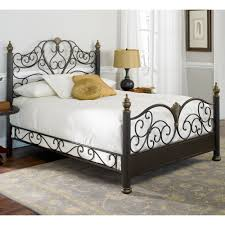 Metal Bed Bedroom Elegance Iron Bed Art Deco Metal Furniture And Furniture