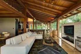 contemporary country furniture. Contemporary Country House In Brazil Furniture