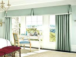 valances curtains for large windows