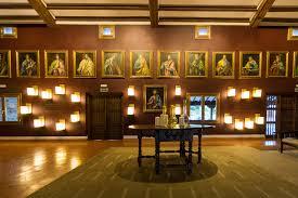 Toledo Spain Hotel Lobby Europe Spanish Free Image From