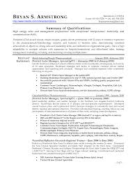 District Manager Resume District Manager Retail Cover Letter