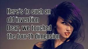 Lights Fourth Dimension Lyrics