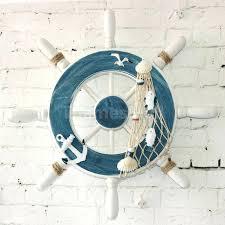 ships wheel wall decor wooden boat ship steering wheel wall plaque nautical beach tropical decor e ships wheel wall decor