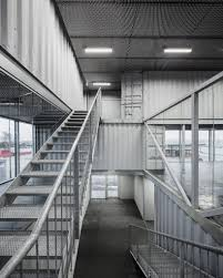 container office building. Arcgency Made To Be Moved Shipping Container Office Building Copenhagen Designboom R