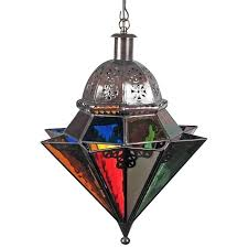 mexican light fixtures tin