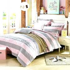 pink and gray comforter white sets bedding beautiful dull grey cotton set 1 twin pink and gray comforter light bedding blue set