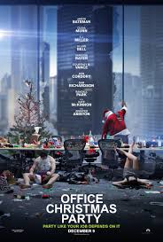 posters for office. Office Christmas Party Movie Poster Posters For
