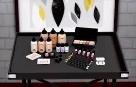 yayasimblr mac makeup set s3 to s4 at dream team sims