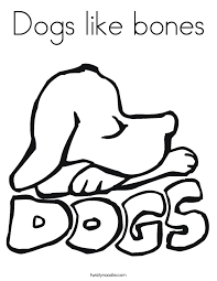 Small Picture Dog Eating Cookies Coloring Pages To PrintEatingPrintable