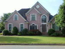 brick home designs ideas. housing exteriors | pink brick house exterior home of mc designs ideas i