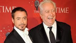 Robert Downey Sr., father of Robert ...