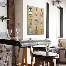 dining room canvas art. Retro Den · Last Call Canvas Art Prints Dining Room
