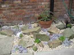 Small Picture Small Garden Rockery Ideas Container Gardening Ideas