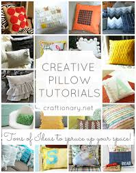Couch pillow ideas Living Room 25 Easy Decorative Pillow Tutorials make Throw Pillows Craftionary Craftionary