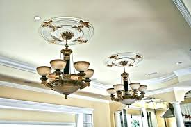 ceiling medallions for chandeliers ceiling medallion ceiling medallion and chandelier size ceiling medallions for chandeliers golden