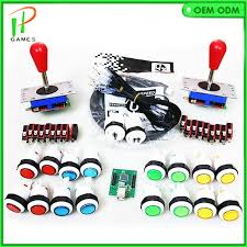 diy arcade cabinet kit usb to pc ps3 raspberry pi for 2 players usb interface controller