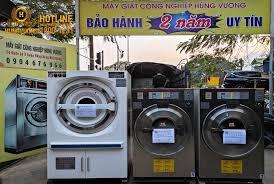 Máy Giặt Công Nghiệp Hùng Vương - Inicio