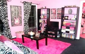 Attractive Zebra Print Room Designs Zebra Print Room Decor Pink Zebra Bedroom Idea  Inside X Pink Zebra
