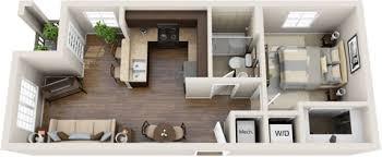 ... 33 West Luxury 1 Bedroom Apartment