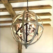 metal sphere chandelier wood sphere chandelier wood metal diy metal sphere chandelier