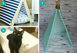 diy cat tee bed diy litter box cover
