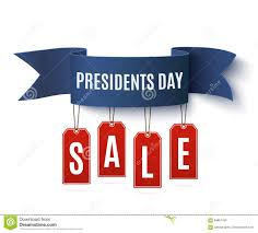 presidents day background template stock vector image presidents day background template