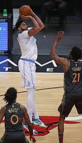 Davis Scores Season-High 37 As Lakers Beat Bulls 101-90 – CBS Los Angeles