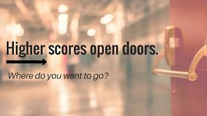 Scholarships Based On Sat Scores Scores Open Doors To Scholarships A Test Prep