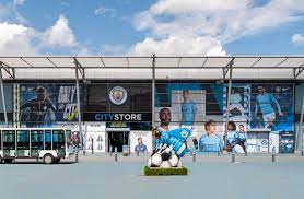 Manchester City - Glasshouse Creative
