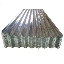 galvanized corrugated metal sheets