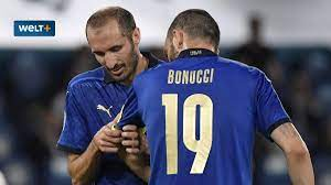 EM 2021: Giorgo Chiellini und Leonardo Bonucci wollen Titel mit Italien -  WELT