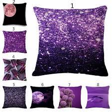 purple home d cor taie pour canap 5 5 coussin coussin d coratif