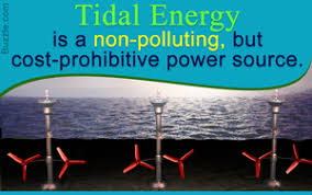 the advantages of renewable energy over non renewable energy pros and cons of tidal energy