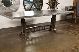 Industrial Style Dining Table At 1stdibsIndustrial Look Dining Table