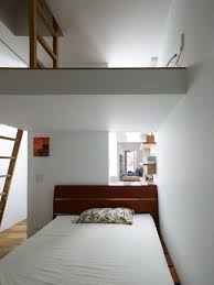 Loft Bed Small Bedrooms Wonderful Fun And Practical Bunk Bed Design Ideas For Shared