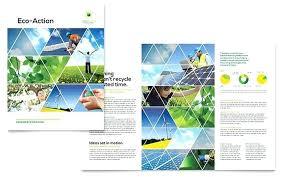 Microsoft Brochure Templates Download Free Fold Brochure Template Download Printable Design Brosur