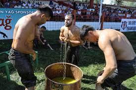 Kırkpınar Er Meydanında 54 başpehlivan altın kemer için güreşecek - MEGA  SPOR