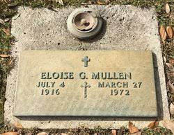 Mary Eloise Glynn Mullen (1916-1972) - Find A Grave Memorial