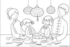 Small Picture Family Coloring Book Coloring Book of Coloring Page