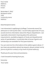 How To Write A Requirement Letter Request Letter Sample 2 Formal Letter Samples