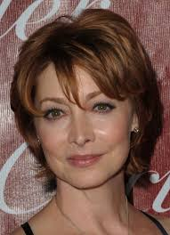 sleek short hairstyle for women short hairstyles for thin wavy hair with best hairstyle for older women