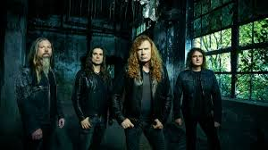 Politics spoils the metal mastery of <b>Megadeth's Dystopia</b>