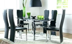 here is we find the round glass dining table and chairs uk dining table glass top 6 chairs round glass dining room tables and regarding modern house