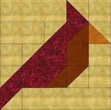 cardinal quilt block - Google Search | small sewing projects ... & cardinal quilt block - Google Search Adamdwight.com