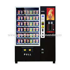 Smart Vending Machine Malaysia Awesome China TCN Cup Noodle Vending Machine From Changde Manufacturer