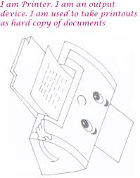 Printer Color Test Page Archives Inside Printer Coloring Pages ...