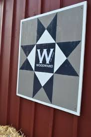 Free Barn Quilt Patterns | Barn quilt created in Washington Kansas ... & How to make a DIY barn quilt Adamdwight.com