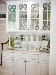 kitchen cabinets with glass doors built in white kitchen hutch with glass cabinet doors kitchen kitchen