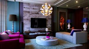 Purple Living Room Yellow Purple And Grey Living Room Modern House