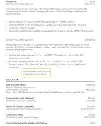 The Best International Resume For Senior Managers Experteer Magazine